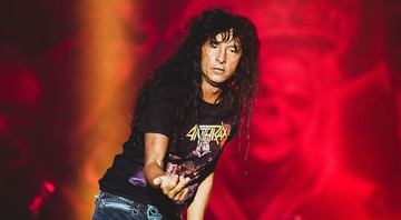 None - Anthrax no Rock in Rio 2019 (Foto: Wesley Allen/I Hate Flash)