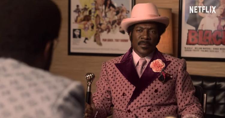 Eddie Murphy volta à comédia em novo filme da Netflix; assista ao trailer de 'Dolemite Is My Name'