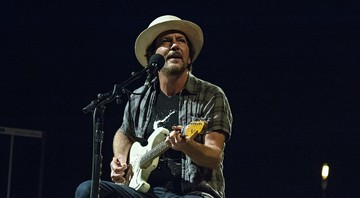 None - Eddie Vedder (Foto: Amy Harris / Invision / AP)