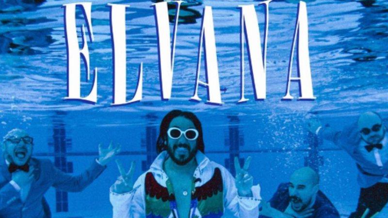 Conheça 'Elvana', banda que faz tributo ao Nirvana e Elvis Presley ao mesmo tempo