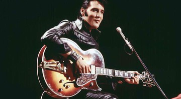 None - Elvis Presley no '68 Comeback Special' (Fotos: NBC)