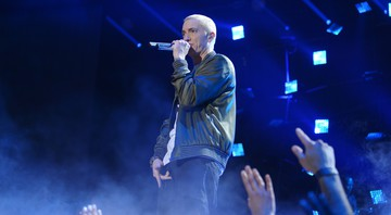 None - Eminem (Foto: John Shearer/Invision for MTV/AP)