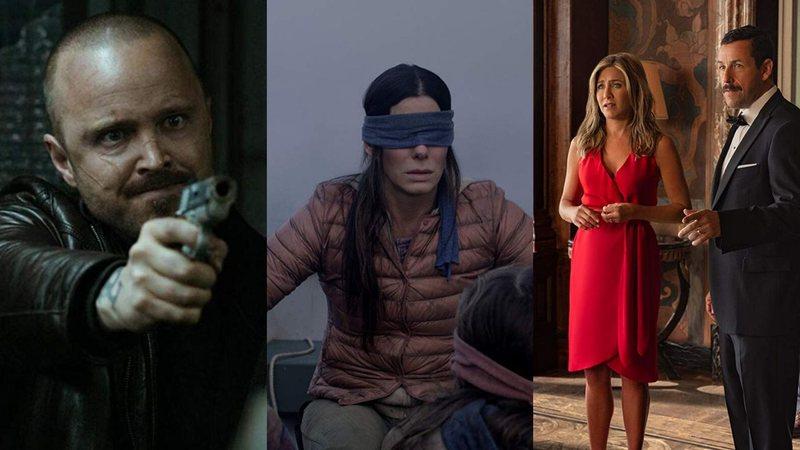 Retrospectiva 2019: os 9 filmes mais assistidos da Netflix