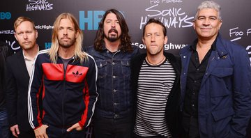 None - Foo Fighters em 2014 (Foto: Stephen Lovekin/Getty Images)
