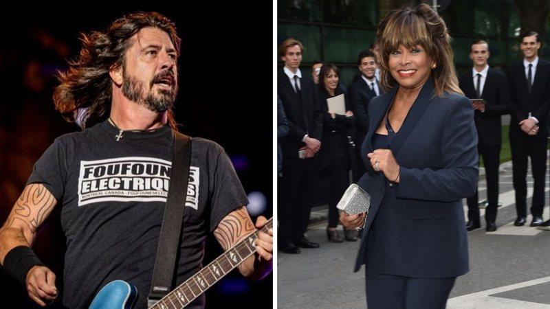 Foo Fighters, Tina Turner e mais são escolhidos para o Rock & Roll Hall of Fame