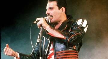 None - Freddie Mercury (Foto: Gill Allen / Associated Press)