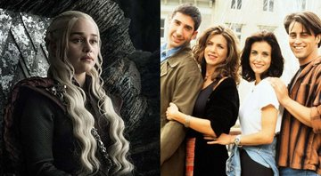 None - Game of Thrones e Friends (Foto: Reprodução)