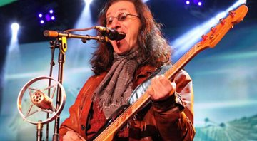 None - Geddy Lee, do Rush (Foto: AP)