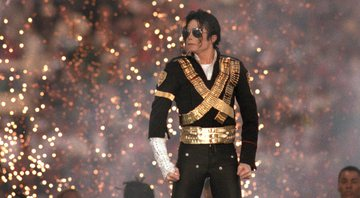 None - Michael Jackson no Superbowl (foto: Getty Images/ George Rose)
