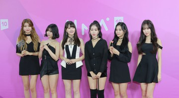 None - Atualmente, GFriend é o único grupo feminino de K-pop gerenciado pela Big Hit Entertainment. (Foto: Hu Wencheng / Imagine China)