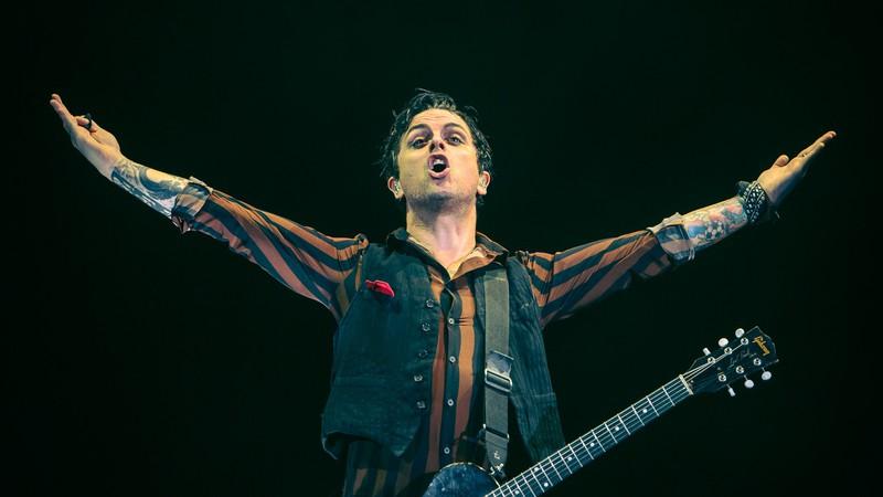 Green Day mostra nova música feita em parceria com a NHL; assista