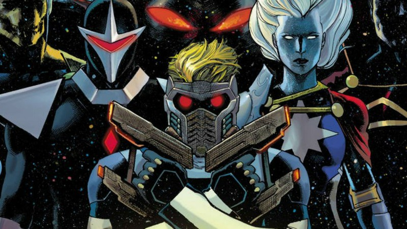 Nova espaçonave dos Guardiões da Galáxia é uma homenagem a David Bowie