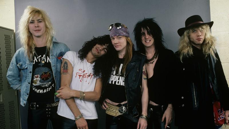 Guns N' Roses: 5 músicas intrigantes não lançadas pela banda