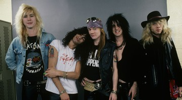 None - Guns N' Roses (Foto: Gene Ambo / Media Punch / IPX)