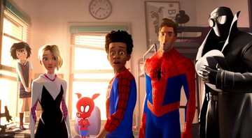 None - Cena do filme Homem-Aranha no Aranhaverso (Fotos: Sony Pictures Animation)