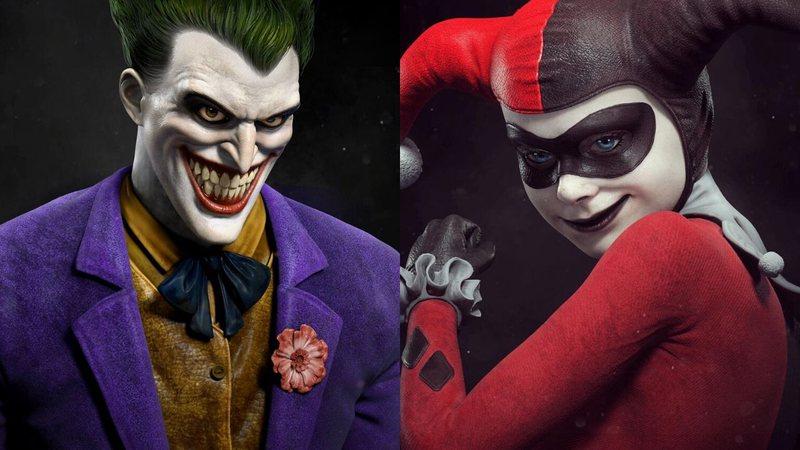 Rolling Stone Batman Artista Faz Versoes Realistas Dos Viloes