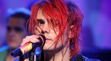 None - Gerard Way, vocalista do My Chemical Romance (foto: reprodução)