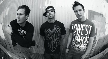 None - Blink-182 (Foto: Interscope Records/AP)
