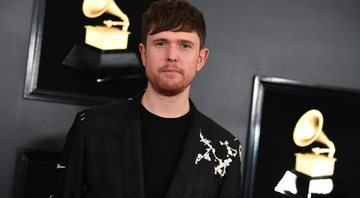 None - James Blake (Foto: Jordan Strauss / Invision / AP)