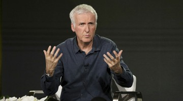 None - James Cameron (Foto: Willy San Juan / Invision / AP)