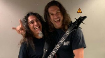 None - Momoa Tom Araya, vocalista do Slayer (Foto: Instagram / Reprodução)