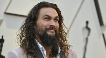 None - Jason Momoa (Foto: Jordan Strauss / Invision / AP)