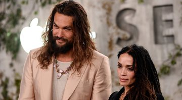 None - Jason Momoa e Lisa Bonet (Foto: Chris Pizzello/Invision/AP)