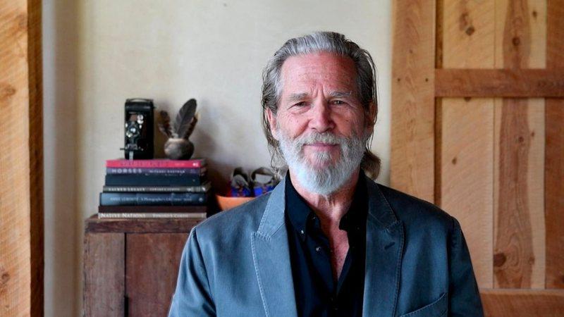 Rolling Stone Jeff Bridges Astro De O Grande Lebowski E Vencedor Do Oscar Revela Diagnóstico De Câncer