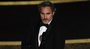 None - Joaquin Phoenix no SAG Awards 2020 (foto: Chris Pizzello/ AP)