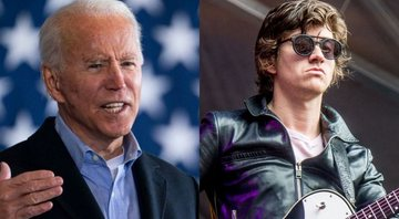None - Joe Biden (Foto: Drew Angerer/Getty Images) | Alex Turner (Foto 2: AP Images)