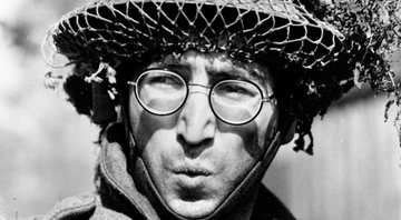 None - John Lennon no filme Como Eu Ganhei a Guerra (Foto: John Springer/Getty Images)