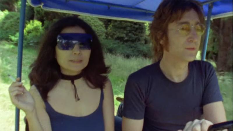 John Lennon e Yoko Ono criam Imagine em trailer de novo documentário; assista