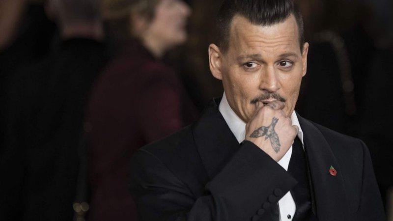 Johnny Depp acredita ser alvo de boicote em Hollywood; entenda