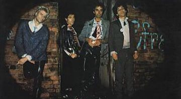 None - Johnny Thunders & The Heartbreakers (Foto: Reprodução / Twitter)