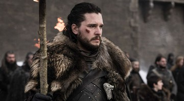 None - Kit Harington como Jon Snow em Game of Thrones (Foto: Divulgação / HBO)