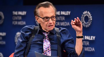 None - Larry King (Foto: Alberto E. Rodriguez/Getty Images)