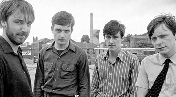 None - Joy Division (Foto: AP)