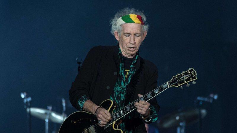 Rolling Stone · Os 4 momentos mais insanos de Keith Richards [LISTA]