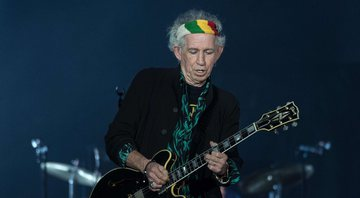 None - Keith Richards (Foto:Sipa/AP Images)