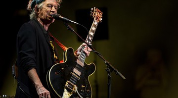 None - Keith Richards (Foto: Charles Sykes/AP)