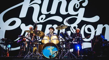 None - King Crimson (Foto: Rock in Rio / i Hate Flash)