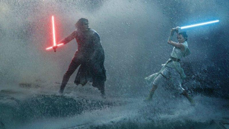 Resultado de imagem para Star Wars: A Ascensão Skywalker