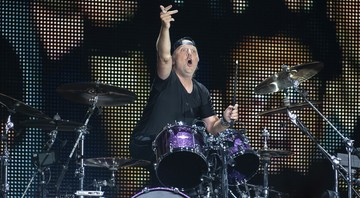 None - Lars Ulrich, do Metallica (Foto:Sven Hoppe/picture-alliance/dpa/AP Images)