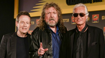 None - Led Zeppelin. (Foto: Miles Willis/ Invision/ AP)