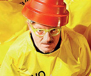 Mark Mothersbaugh: visão singular do mundo