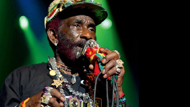 Lee Perry: o destaque internacional da 15ª edição do Abril Pro Rock