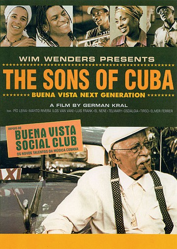 The Sons of Cuba - Buena Vista Next Generation
