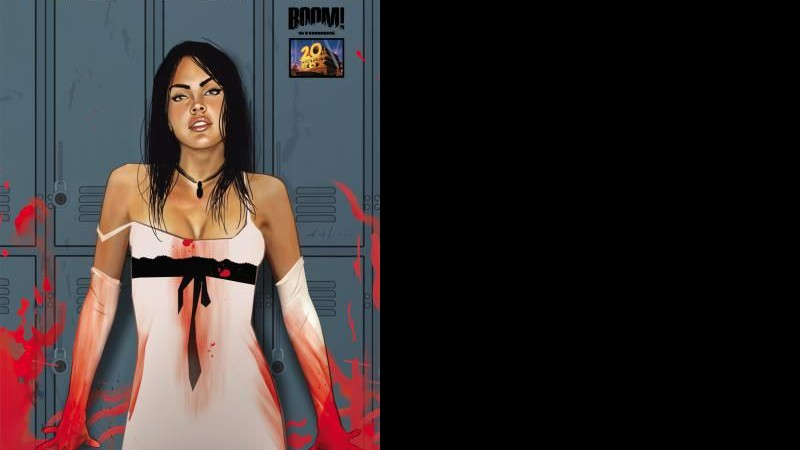 Eric Jones assina segunda capa da HQ Jennifer's Body