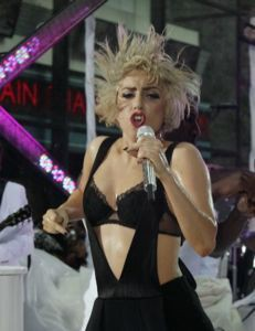 Lady Gaga concorre a 13 categorias no Video Music Awards