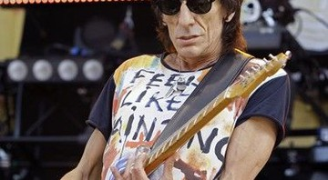 Ronnie Wood recrutou time de peso para seu novo disco solo - AP